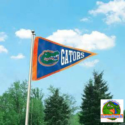 Gators Pennant Flag