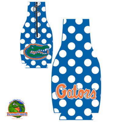 Gators Bottle Hugger - Polka-Dots