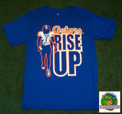 Gators Rise Up Tee