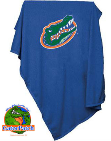 JUST IN!! -- Gators Sweatshirt Blanket