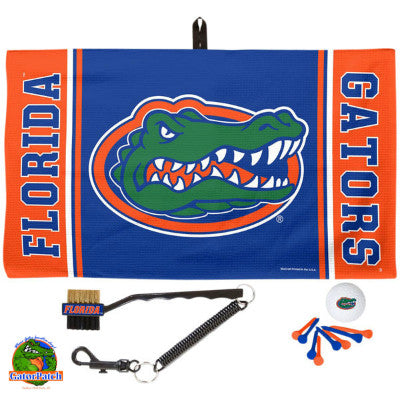 Golfer's Gators Gift Pack