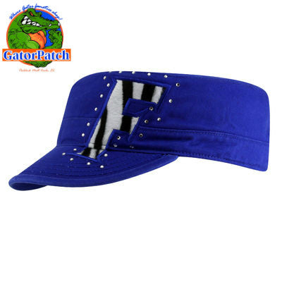 Woman's Cadet Hat - Blue
