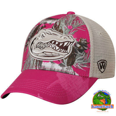Blaze Pink Realtree Ladies Hat