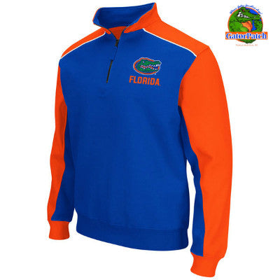 Gators Quarter-Zip Pullover Jacket