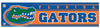Florida Gators Licensed Sports Bumper Stickers