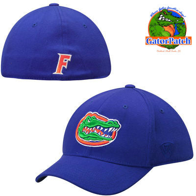 Gators Logo Premium Memory Fit Hat