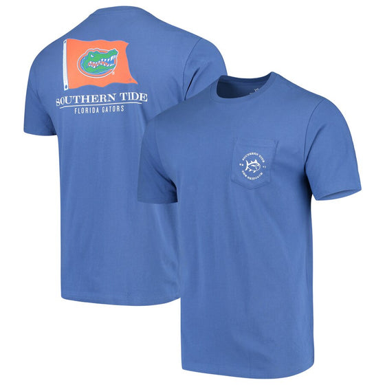 Southern Tide Game Day Flag T-Shirt