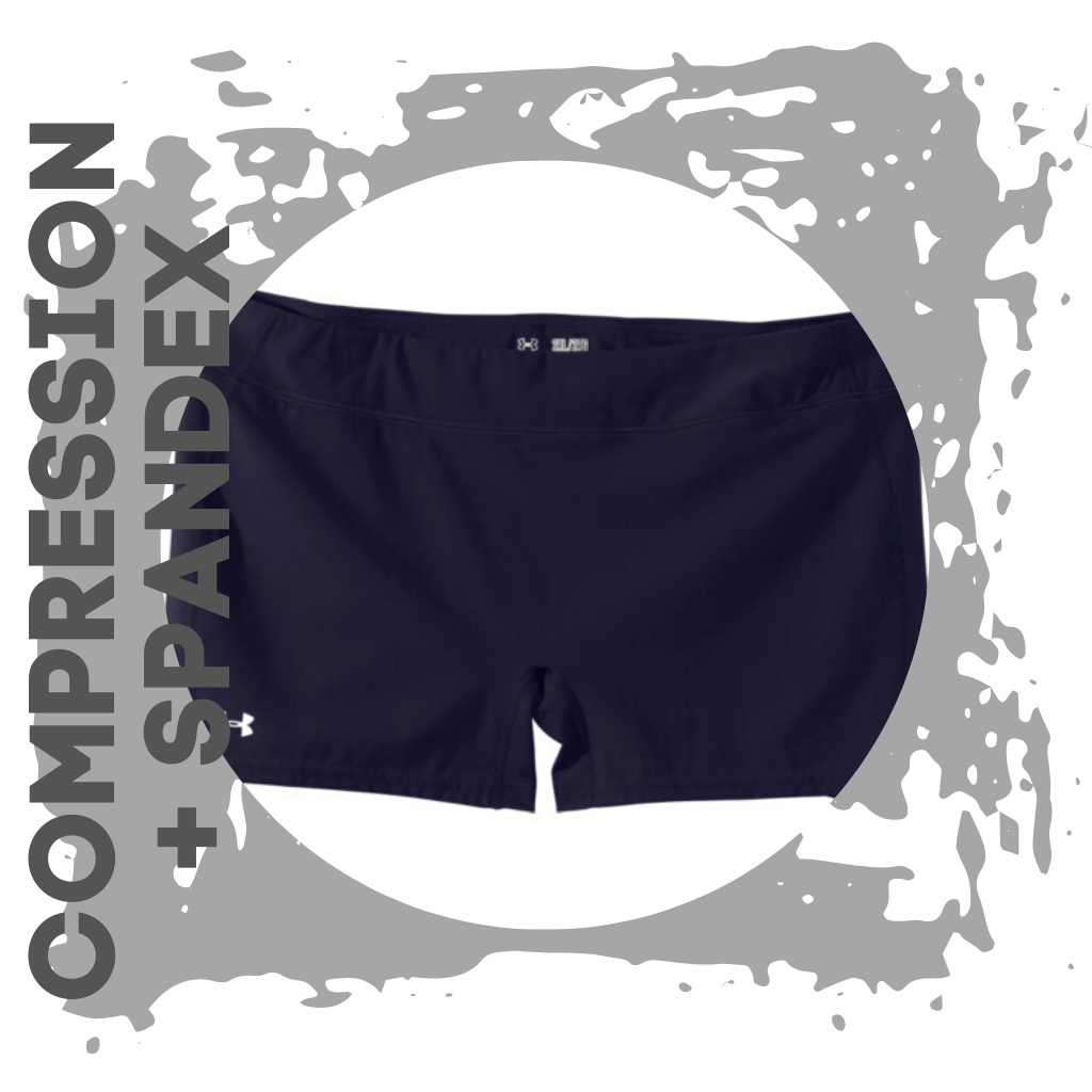 Compression +Spandex