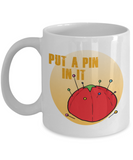 Put a pin in it - Sewing 11oz / 15oz coffee mug
