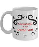 Charisma Dump Stat Dungeons and Dragons 11oz or 15oz Coffee Mug