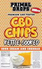 Load image into Gallery viewer, 200 mg CBD or D8 CHIPS