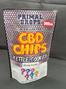 Limited Edition 200 mg CBD chips