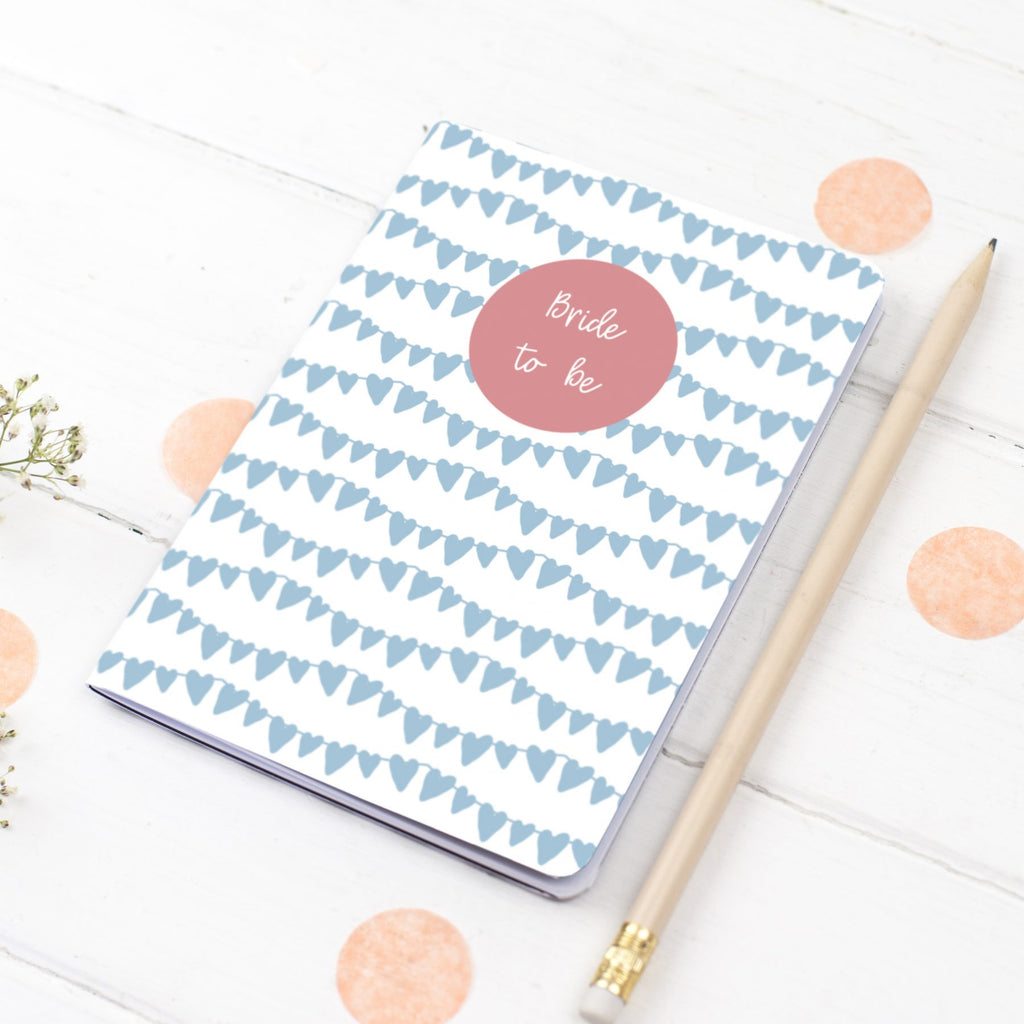Bride's Pocket Notebook Gift - the green gables store