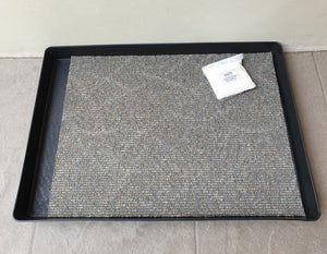DISINFECTING MAT WITH TRAY