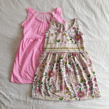 Load image into Gallery viewer, SLEEVELESS COTTON DRESS (2-4YO)