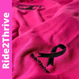 Ride2Thrive Hot Pink Hoodie from IN2R Clothing & Apparel, Saskatoon, SK.