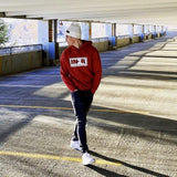 Heather Red Original Hoodie