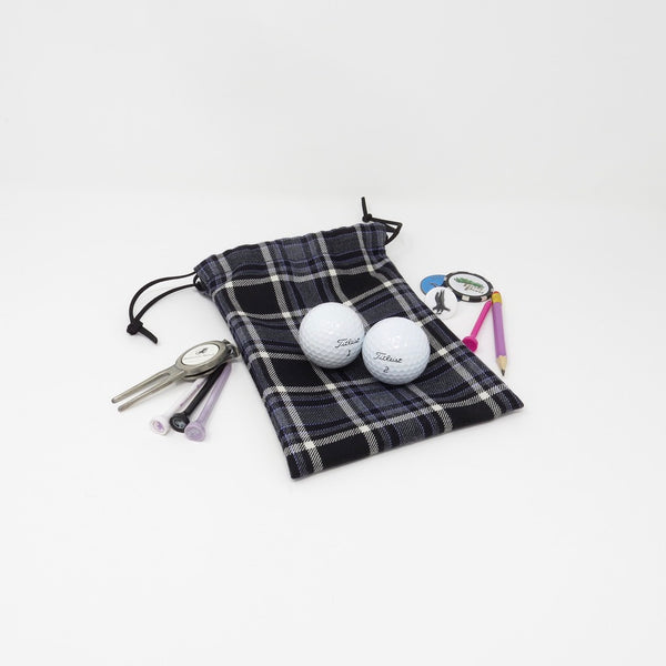 Valuables Bag - Predator Ridge Tartan