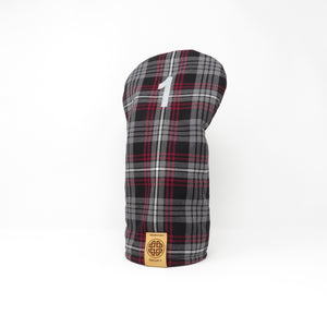 Keyhole Driver Headcover, Auld Lang Syne Tartan