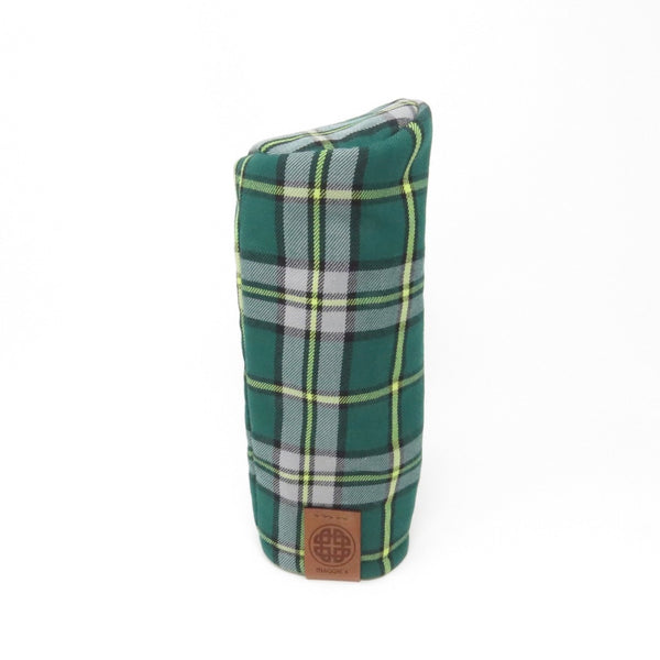 Pipe Style Fairway Wood Headcover - Cape Breton Tartan