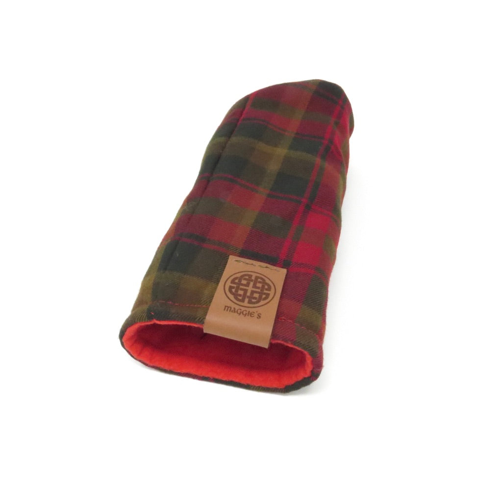Pipe Style Fairway Wood Headcover - PROVINCIAL Tartans