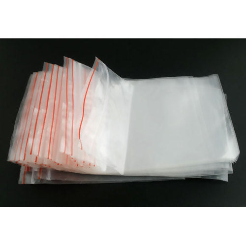 Small Zip Lock Plastic Bags 5x7cm