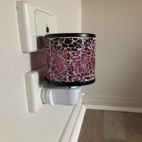 Pink Plug In Melt Warmer