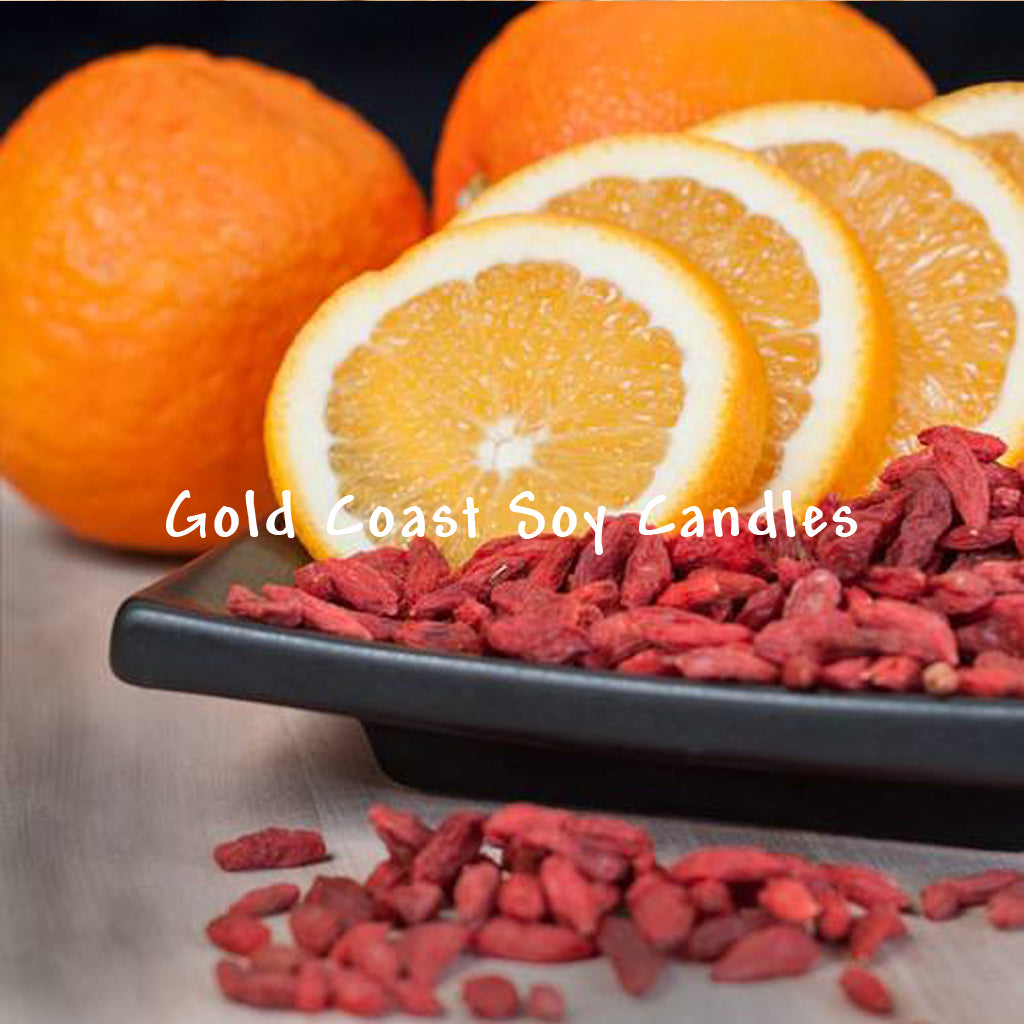 Goji Berry & Tarocco Orange Soy Melt