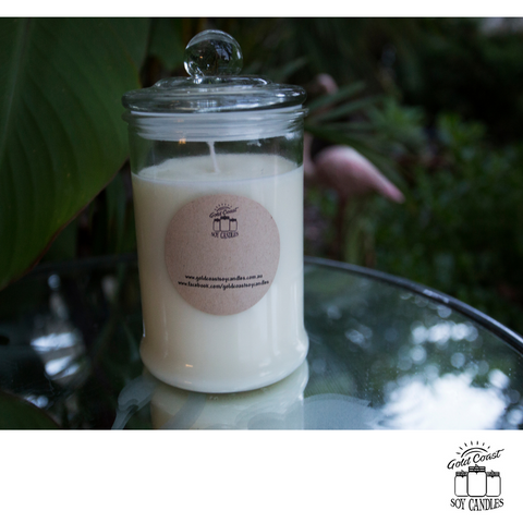 Large Candle - Lemongrass & Persian Lime