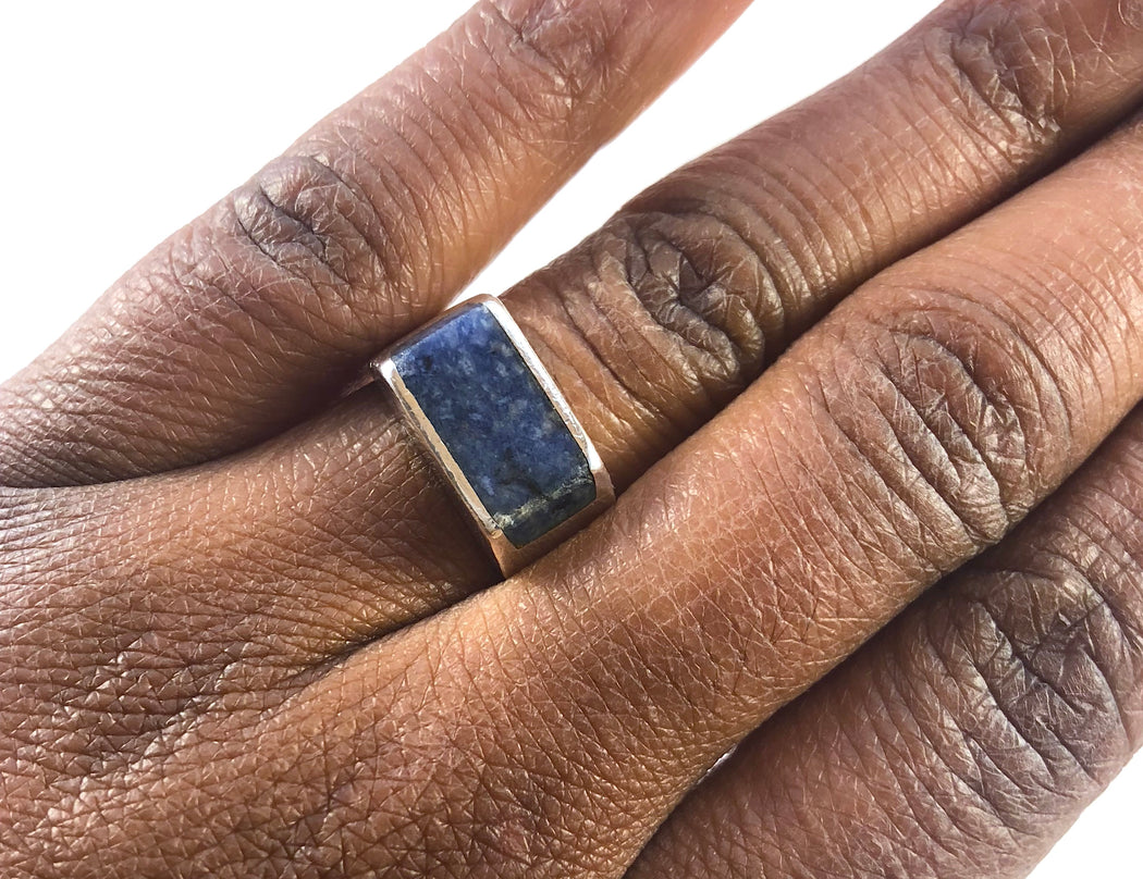 High Tide Vintage Sodalite Ring