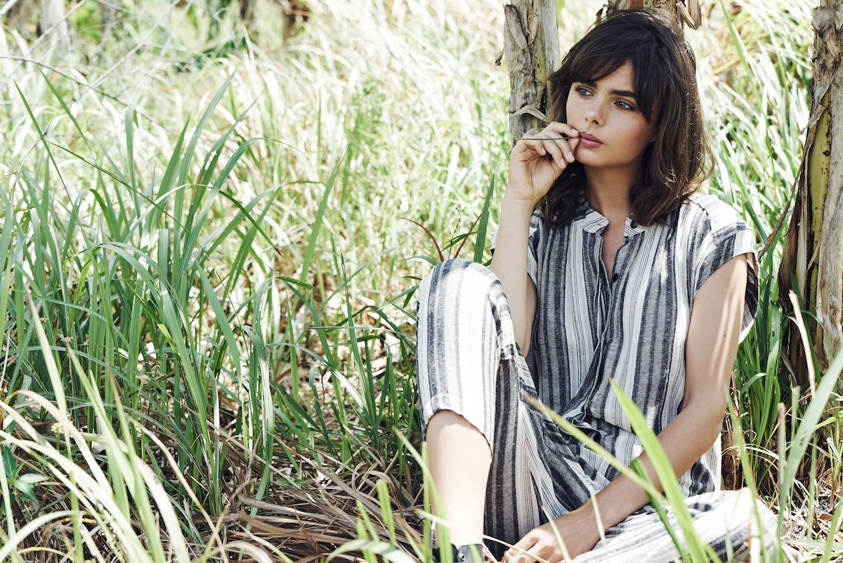 Bel Kazan | Women's Resort Clothing Made in Bali | Banana Fields