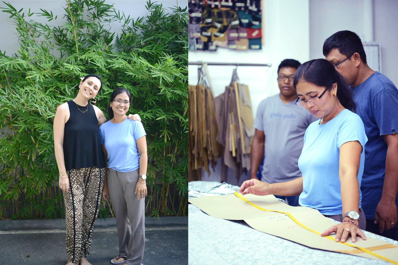 BEL KAZAN Behind The Seams | Our Stories | Who Made Your Clothes? | Meet Made | Ethical Fashion | Sustainable Clothing