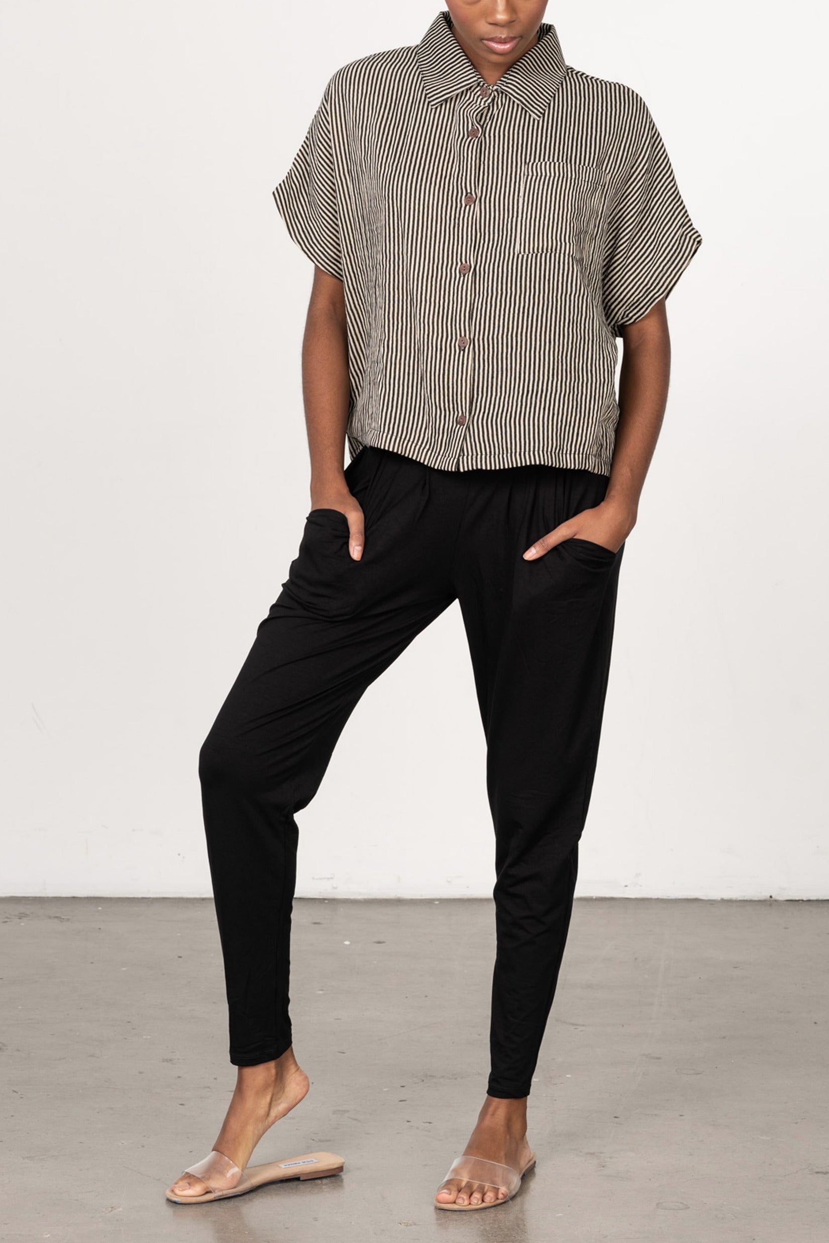 Soho Pant Solid