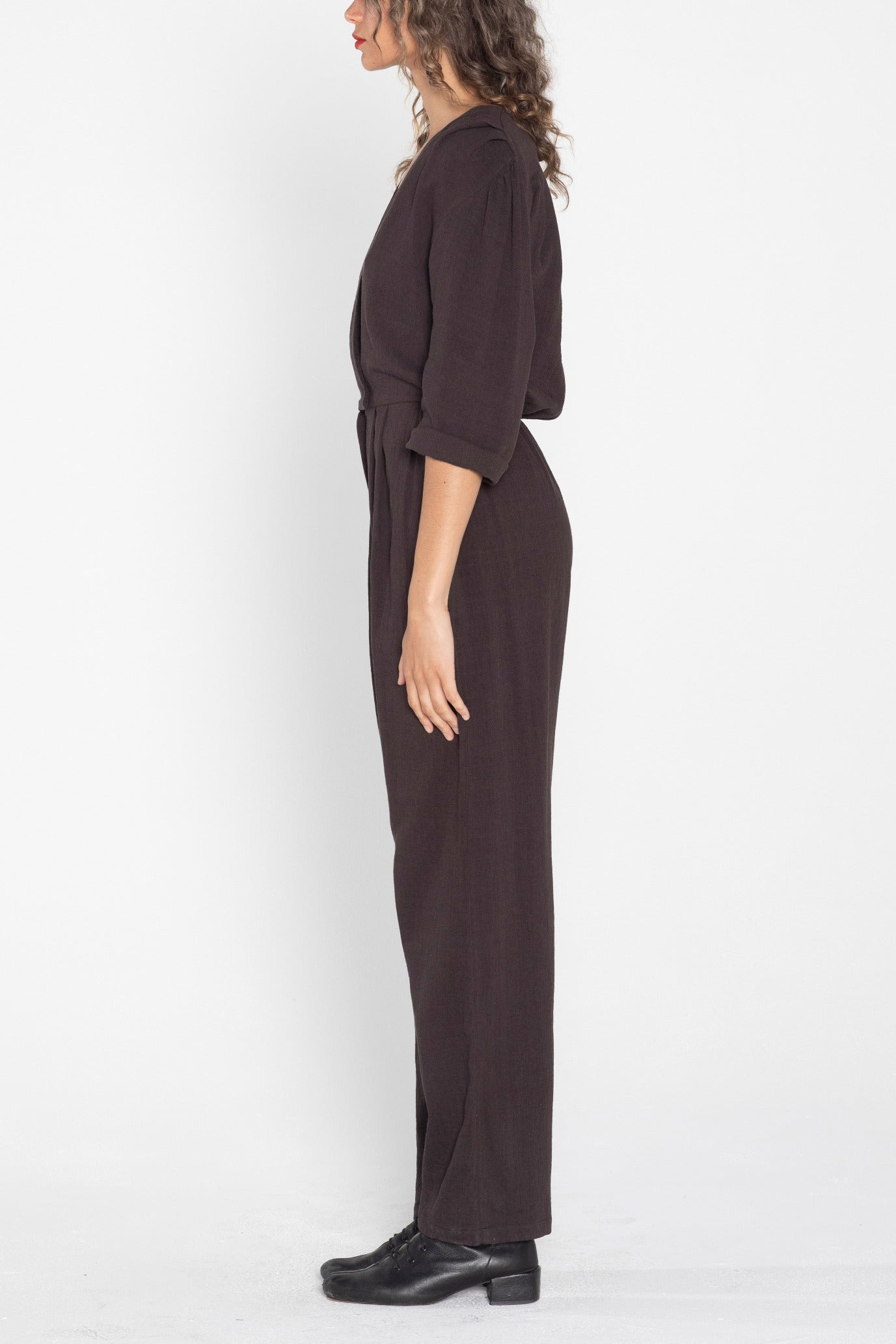 Aquarius Jumpsuit Solid