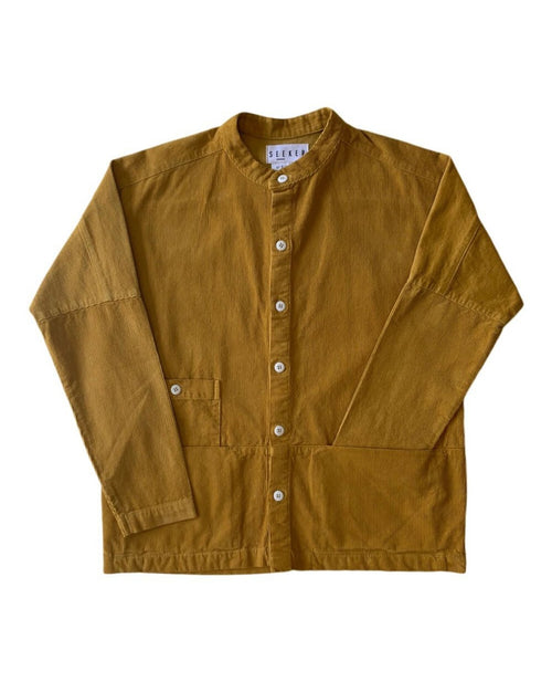 Seeker - Raj Coat in Corduroy