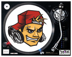 Bad Boy DJ Slipmats