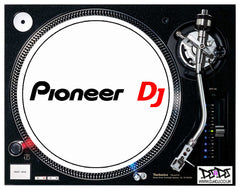 Pioneer DJ PLX-1000 Turntable Slipmats