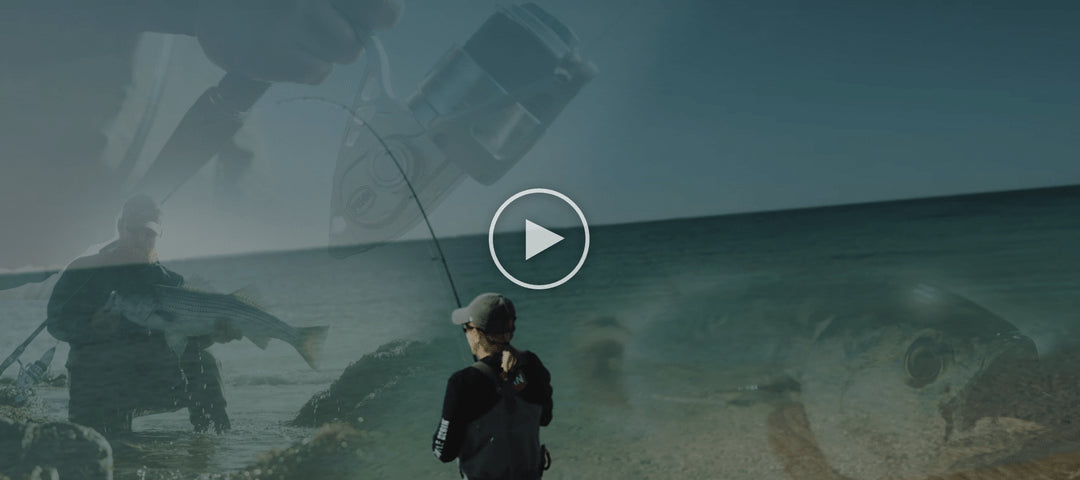 Watch Surf Fishing video