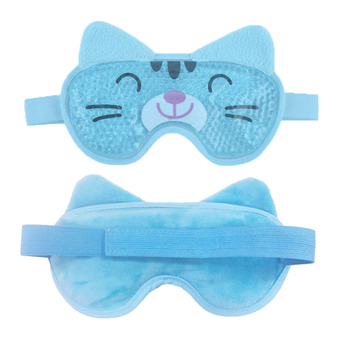 Masque de nuit gel chat