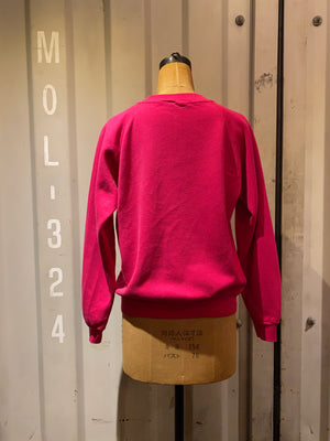 deep pink sweat
