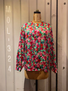 tulips blouse