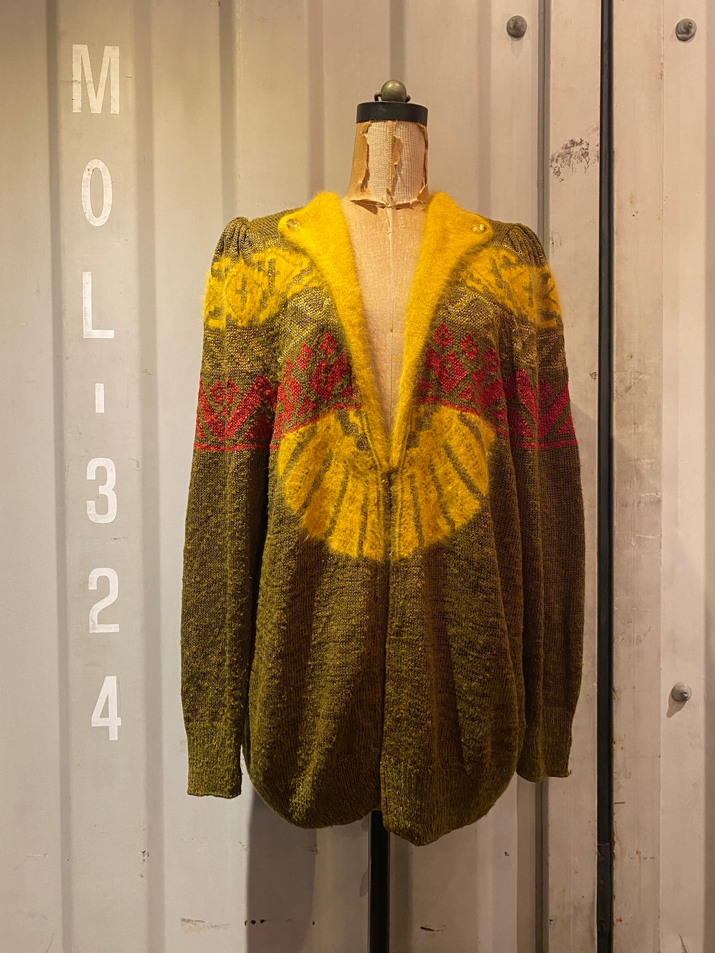 inca long knit