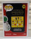 Funko Pop! Star Wars: Episode 9, Rise of Skywalker - D-O  #312