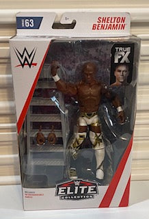 WWE Elite Series 63 Shelton Benjamin Action Figure