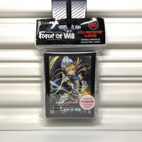 Ultra Pro Force of Will A4 Bors standard Deck Protector Sleeves 65 ct