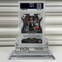 2019 Panini Prizm Draft DARIUS GARLAND Red Prizm PSA 10 GEM MT Card #68