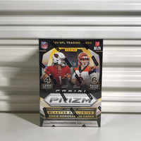 2020 Panini Prizm Football Blaster Box 6 packs Lazer Prizm