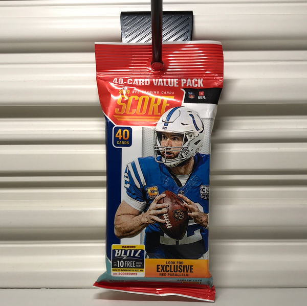 2019 Panini Score Hanger Fat Packs