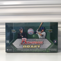2020 Bowman Draft Hobby Box