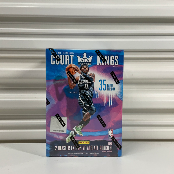2019/20 Panini Court Kings Basketball 7-Pack INTERNATIONAL Blaster Box